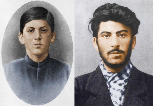 To, że Stalin dożył młodzieńczego wieku, można by określić mianem cudu. Gdyby nie to, jaki użytek zrobił z cudownie ocalonego życia... (źródło: domena publiczna).