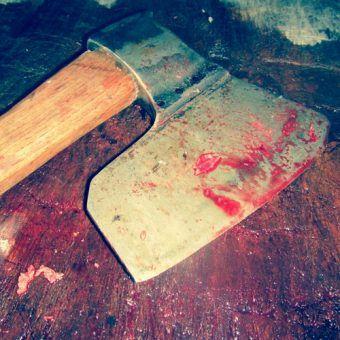 krwawy topor lucyfera