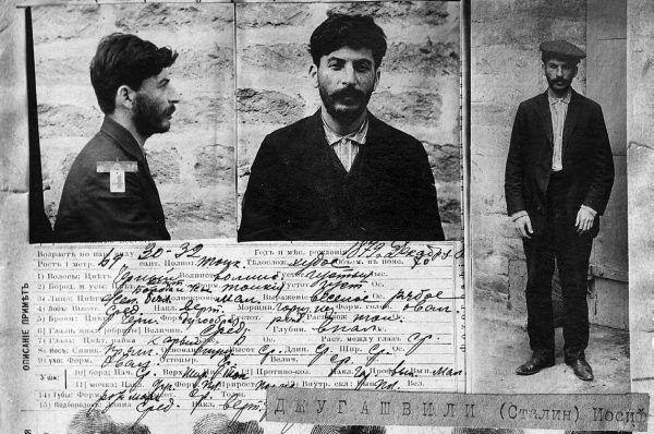 """Pobyt w więzieniu oraz wieloletnia zsyłka na Syberię zdecydowanie nie miały korzystnego wpłynęły na stan zdrowia przyszłego radzieckiego dyktatora. Zdjęcie z książki """"Stalin. Nowa biografia"""" (Znak Horyzont 2016)."""