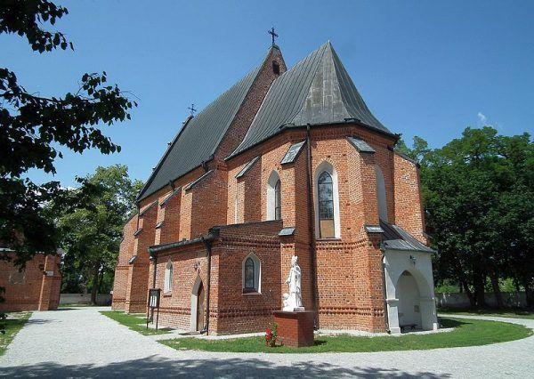 Czy to w tym kościele doszło do słynnego wskrzeszenia? (fot. Epegeiro, lic. CC BY-SA 3.0 pl)