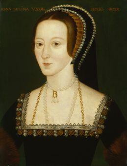 Anna Boleyn została stracona w 1536 roku. Jedna z kobiet, która bardzo boleśnie odczuła skutki małżeństwa z Henrykiem VIII (źródło: domena publiczna).
