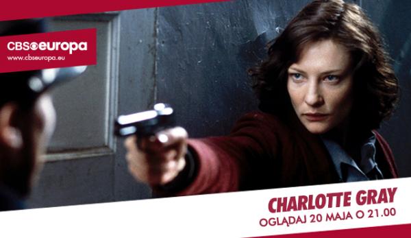 """Inspiracją do napisania artykułu był film """"Charlotte Gray"""", do obejrzenia już dziś, 20 maja, na CBS Europa!"""