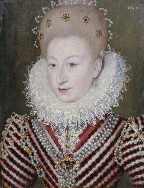 Faworyta króla Henryka IV, Catherine Henriette de Balzac d'Entragues, bawiła się też genitaliami jego syna, Ludwika (źródło: domena publiczna).