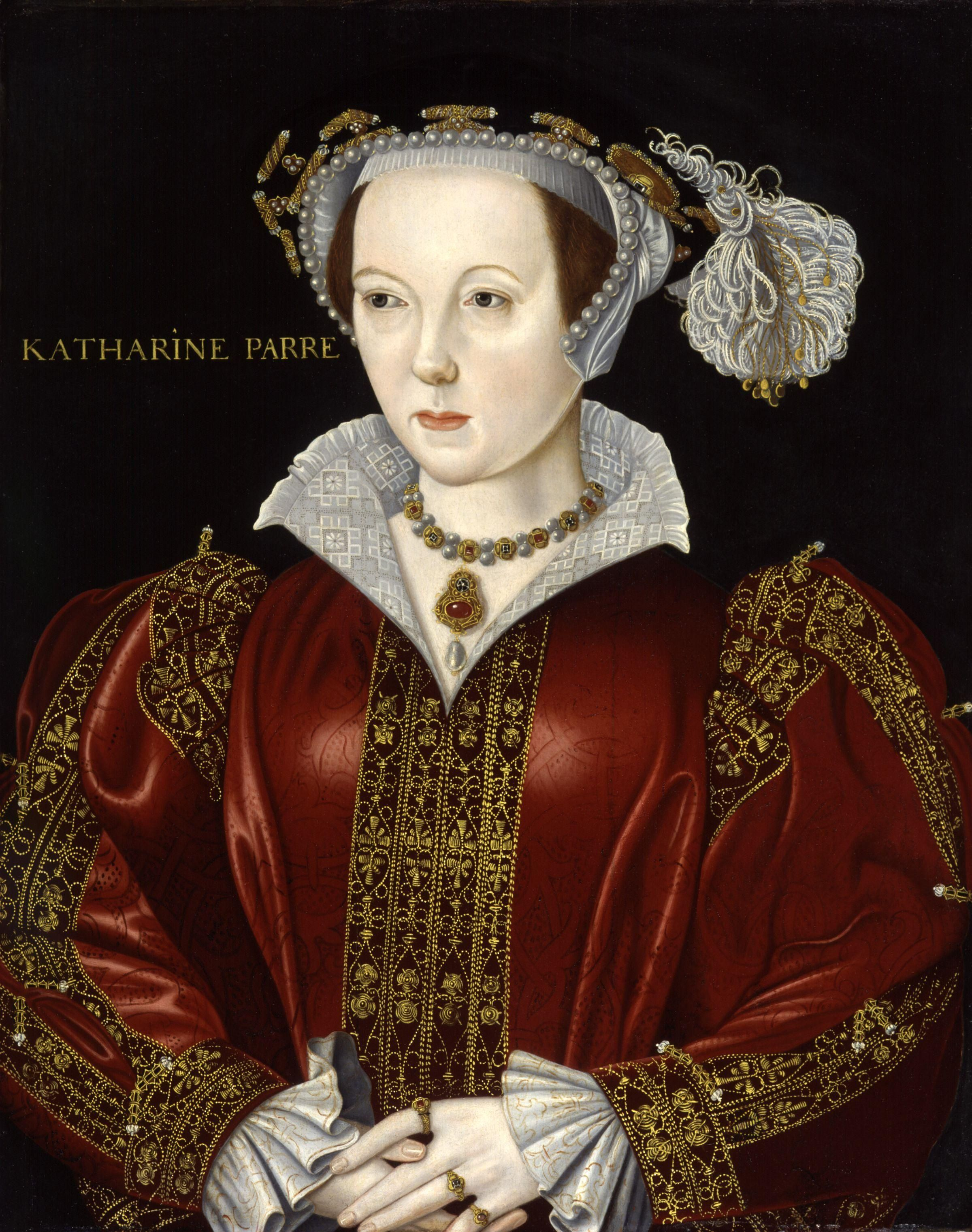 Annie nie udało się zostać ponownie żoną Henryka VIII. Jego szóstą małżonką została Katarzyna Parr, co bolało tym bardziej, że nie była ani młodsza, ani piękniejsza od Anny (źródło: domena publiczna).
