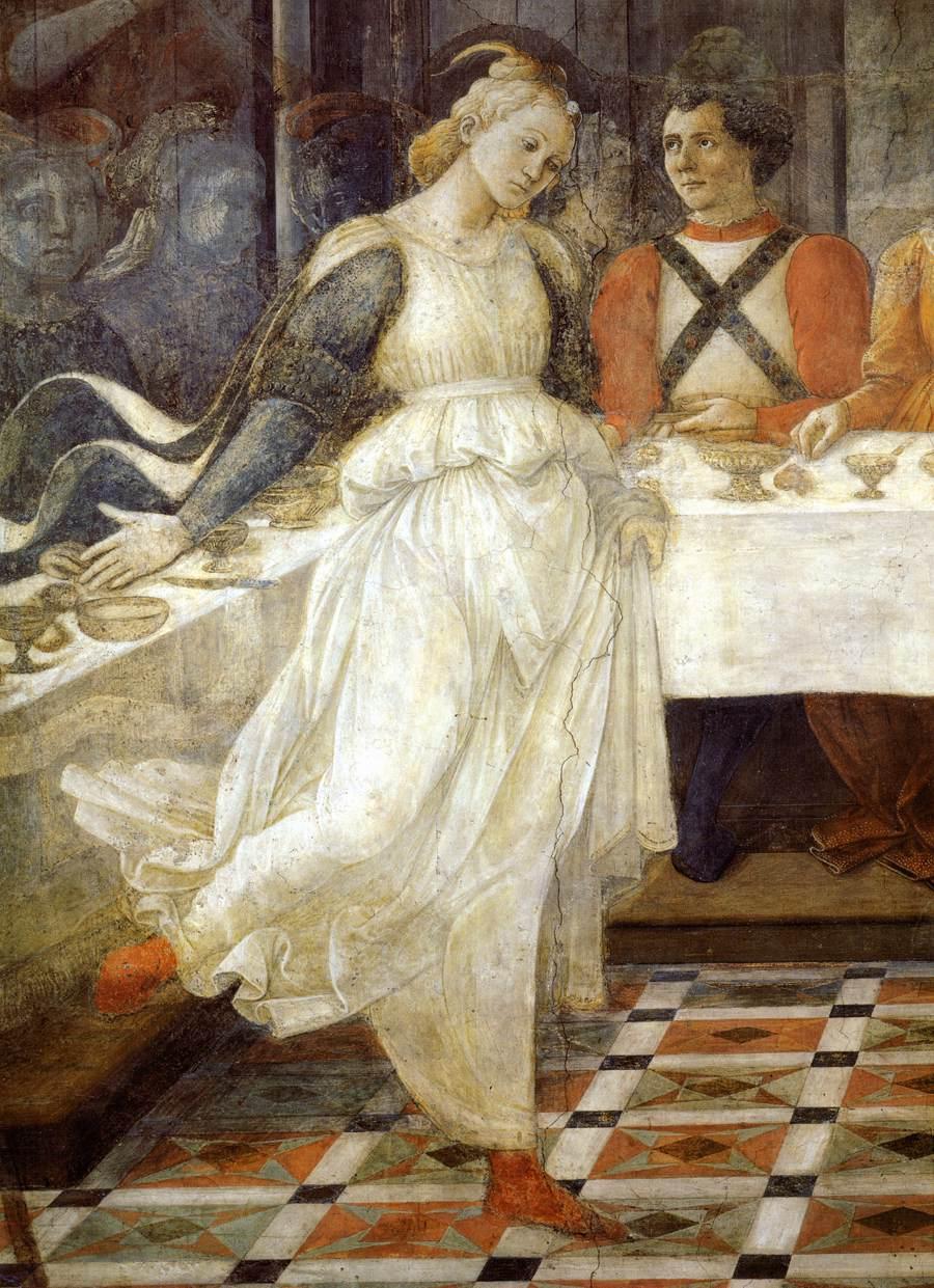 Nawet sam Casanova został kiedyś złapany w sidła Famme Fatale. Na obrazie Salome - archetyp uwodzicielki (źródło: domena publiczna).