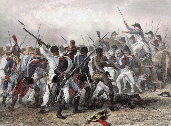 Piekło rewolucji na Haiti zapoczątkowane zostało właśnie przez charyzmatycznego przywódce Francois Mackandala (źródło: domena publiczna).