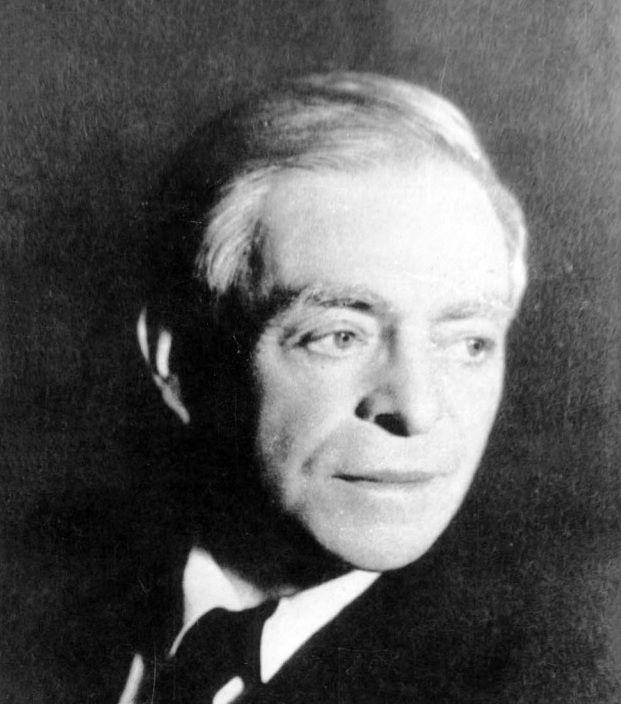 Kazimierz Funk, to właśnie on w 1913 roku wydzielił pierwszą witaminę (źródło: domena publiczna).