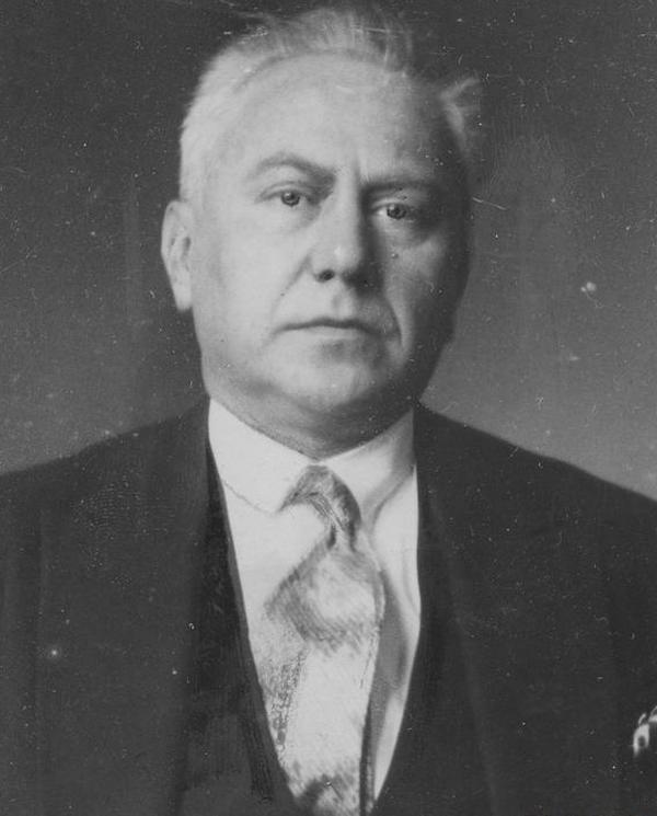 Ludwik Hirszfeld, twórca nowej dziedziny nauki – seroantropologii (źródło: domena publiczna).