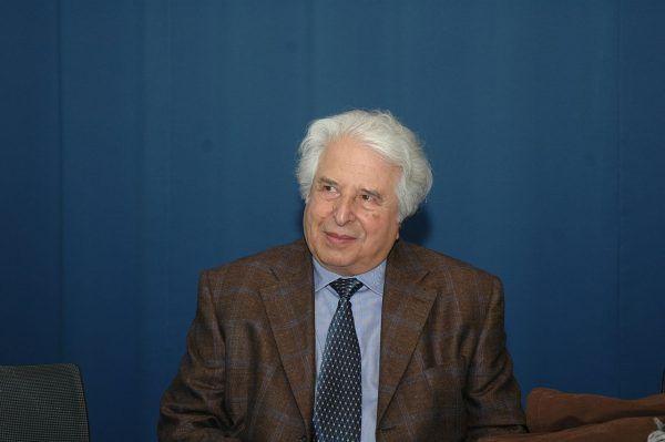 Izraelski historyk Pavel-Saul Friedländer jest jednym z tych, którzy ocalenie zawdzięczają francuskim sąsiadom (źródło: Christliches Medienmagazin pro; lic. CC-BY-SA 2.0).