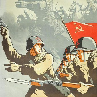 Gdyby Armia Czerwona zaatakowała Polskę przed 1939 rokiem, Europa nawet nie kiwnęłaby palcem (źródło: domena publiczna).