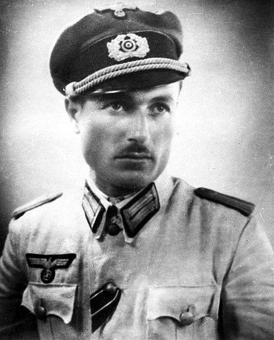 Shalva Loladze, dowódca gruzińskiego powstania (fot. domena publiczna).