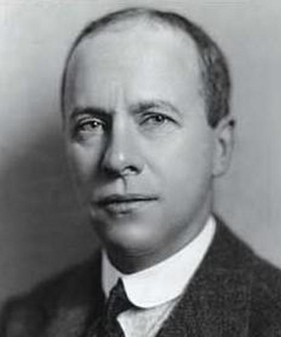 Walter Duranty stał się symbolem zakłamania zachodnich dziennikarzy w sprawie Wielkiego Głodu (źródło: domena publiczna).