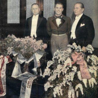 """Z uwagi na swoje żydowskie korzenie Jan Kiepura w czasie II wojny światowej znalazł się na niesławnej hitlerowskiej liście: """"Lexikon der Juden in der Musik"""" (źródło: domena publiczna)."""