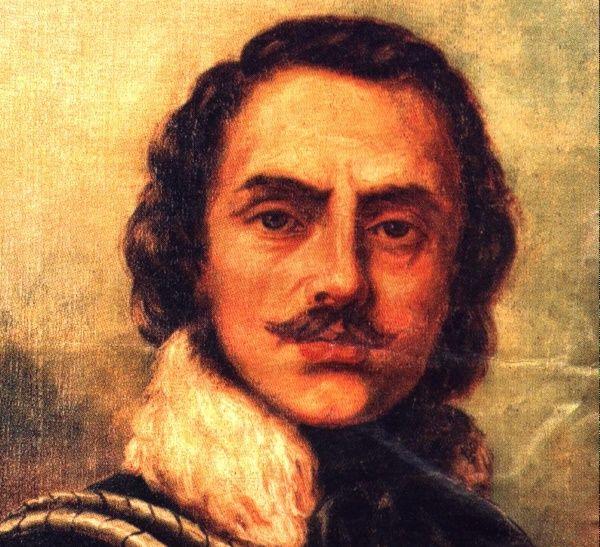 Kazimierz Pułaski nie miał pojęcia, że w jego armii służy... przyszły król Haiti! (źródło: domena publiczna).