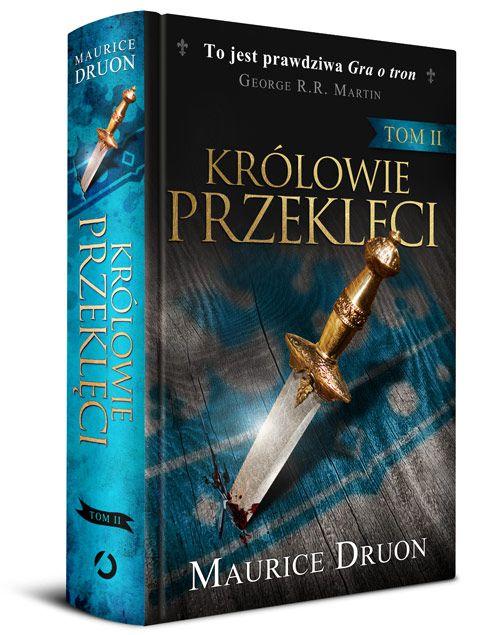 """W drugim tomie znajdziecie powieści: """"Prawo mężczyzn"""" i """"Wilczyca z Francji""""."""