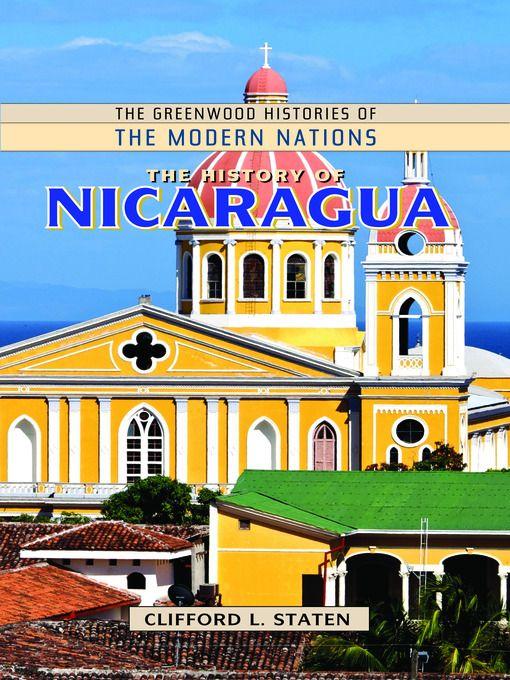 """Artykuł został oparty m.in. na książce Clifforda Statena pt. """"The History of Nicaragua"""", Greenwood Press 2010)."""