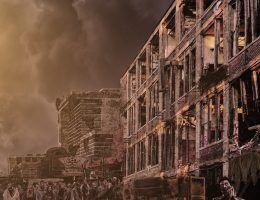 Zombie mają znacznie dłuższą historię niż mogłoby się wydawać (źródło: domena publiczna).