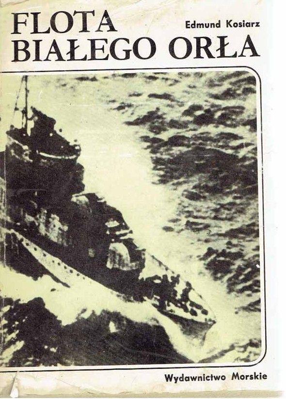 """Artykuł powstał między innymi w oparciu o książkę Edmunda Kosiarza pod tytułem """"Flota Białego Orła"""" (Wydawnictwo Morskie 1980)."""
