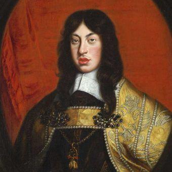 Te usta... małżeństwa w rodzinie zaważyły na wyglądzie cesarza Leopolda I (źródło: domena publiczna).