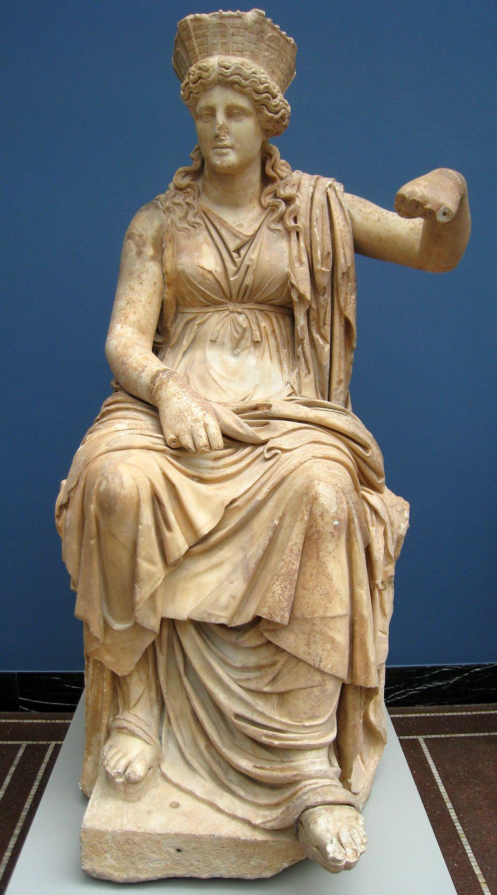 Kapłani bogini Kybele musieli poddać się kastracji (fot. ChrisO; lic. CC BY-SA 3.0).