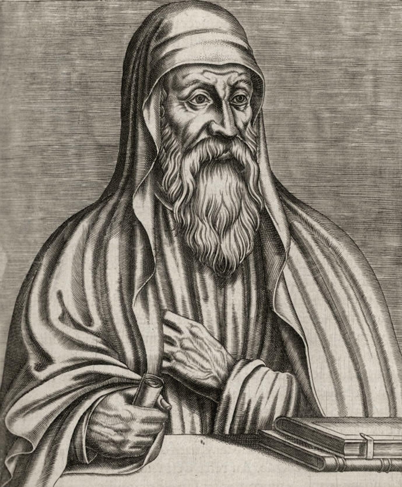 Orygenes dokonał autokastracji mając niewiele ponad 20 lat. Do dzisiaj nie wiadomo , który z fragmentów Pisma Świętego skłonił go do tak drastycznego kroku (źródło: domena publiczna).