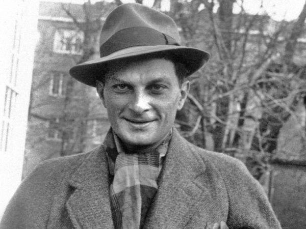 Stanisław Ulam, ojciec bomby termojądrowej, na fotografii z ok. 1945 roku (źródło: domena publiczna).