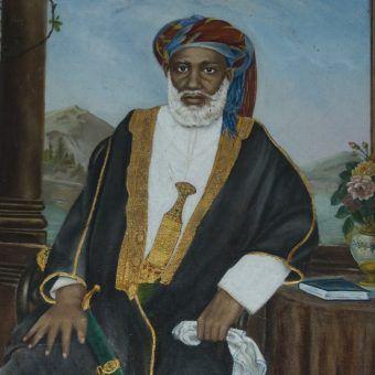 Łowca niewolników z Zanzibaru, Tippu Tip, posiadał aż dziesięć tysięcy niewolników! (autor: Didier Tais, lic.: CC BY-SA 3.0).