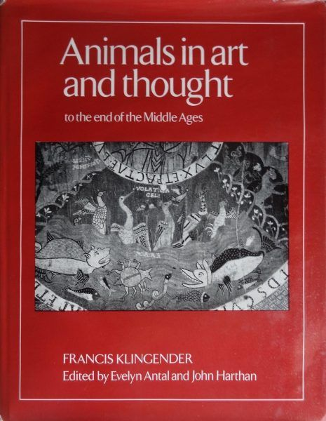 "Artykuł powstał między innymi na podstawie książki Francisa Klingendera ""Animals in art and thought to the end of the Middle Ages"" (The M.I.T. Press 1971)."