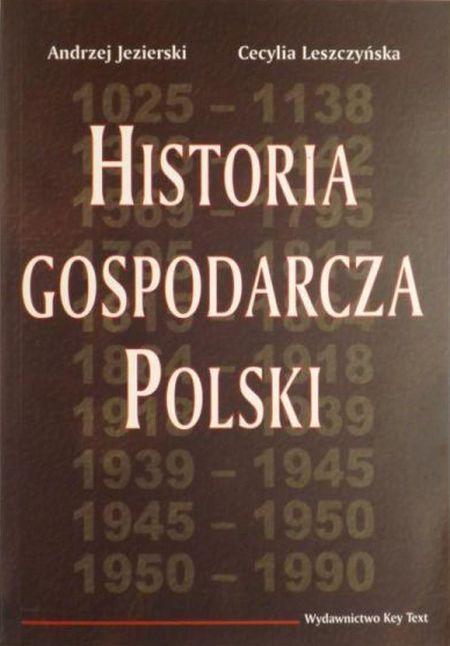 """Artykuł powstał w oparciu między innymi o książkę Andrzeja Jezierskiego i Cecylii Leszczyńskiej pod tytułem """"Historia gospodarcza Polski"""" (Wydawnictwo Key Text 1997)."""