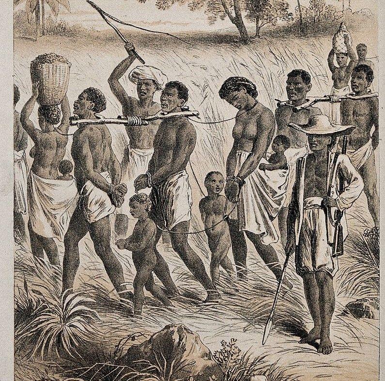 Handlarze niewolnikami