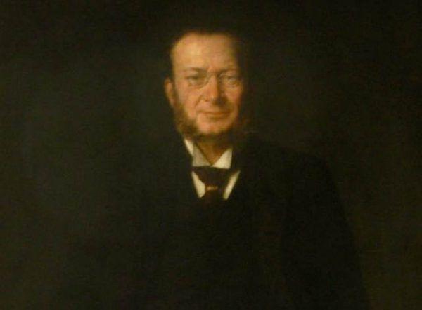 Hipolit Wawelberg potrafił dzielić się swoim bogactwem (źródło: domena publiczna).
