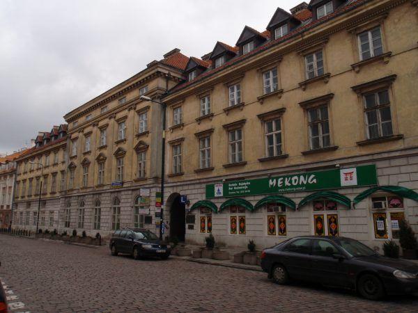 Hotel Polski w Warszawie (autor: Mzungu , lic.: GFDL).