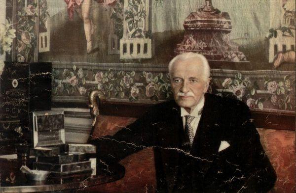 Utrzymanie prezydenta Mościckiego oraz jego świty pochłaniało prawdziwe krocie (źródło: domena publiczna).