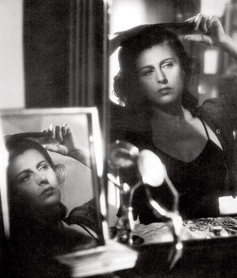 """Anna Magnani jako """"Bellisima"""" - """"Najpiękniejsza"""" (fot. Deborah Hustlc, flickr, lic. CC BY 2.0)."""