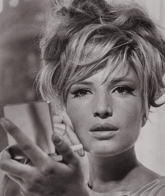 Piękna, niezależna, wyznaczająca trendy - taka właśnie była Monica Vitti (fot. MissMinx, flickr, lic. CC BY 2.0).