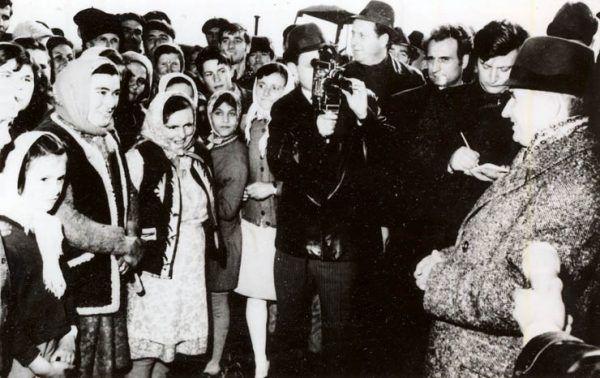 Zgodnie z wolą Ceausescu Rumunki miały stać się maszynkami do rodzenia dzieci (źródło: Fototeca online a comunismului românesc).