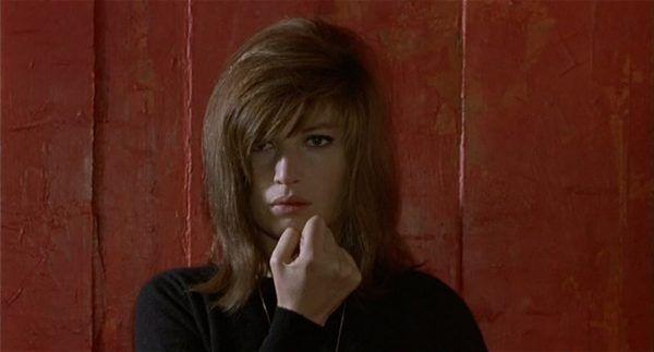 """Urzekająca Monica na planie filmu """"Deserto rosso"""" w reżyserii Michelangelo Antonioniego (źródło: domena publiczna)."""