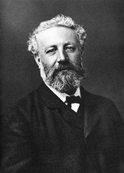 Czy Juliusz Verne sam był masonem? I po co w takim razie odwiedzał papieża? (autor zdjęcia: Felix Nadar, domena publiczna).