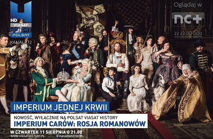 Imperium Carow_Rosja Romanowow