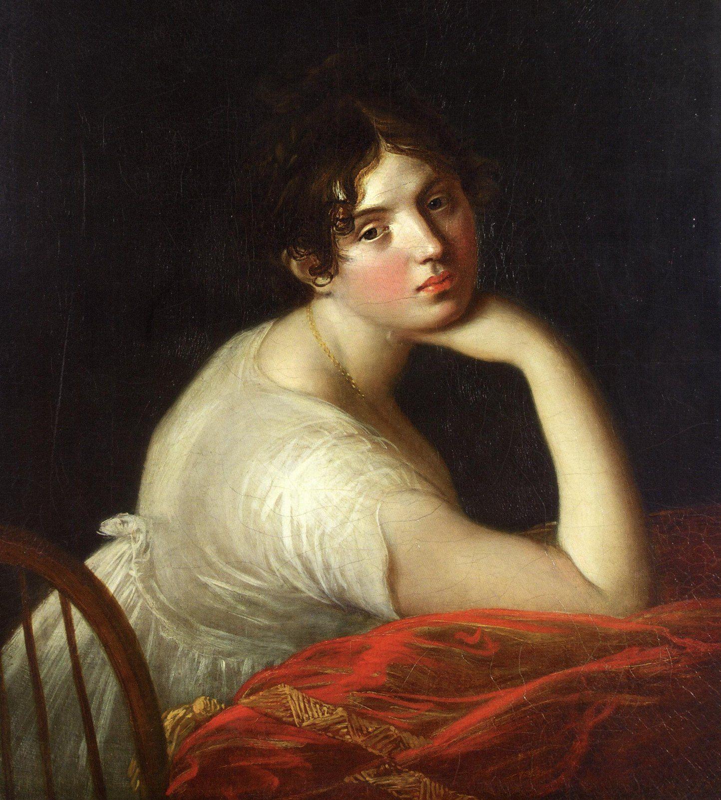 Kobieta, która sprawiała, że car zapominał o przepięknej żonie. Maria Czetwertyńska na obrazie Salvatore Tonci (źródło: domena publiczna).