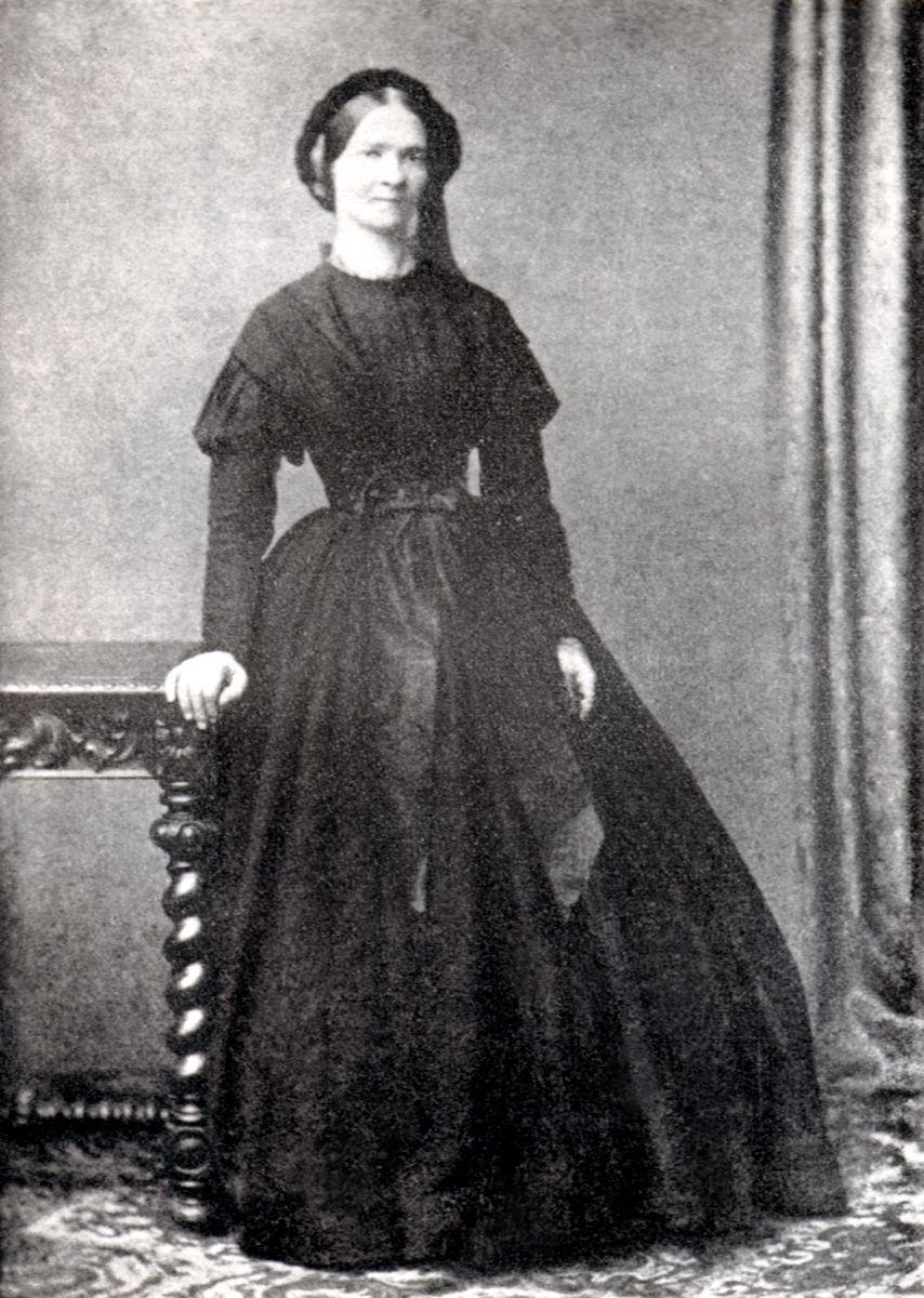 Jedną z pierwszych miłośniczek Sopotu była Narcyza Żmichowska (źródło: domena publiczna).