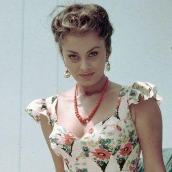 Boska Sophia Loren w wieku 21 lat (fot. Michael Donovan, lic. CC BY-SA 2.0).