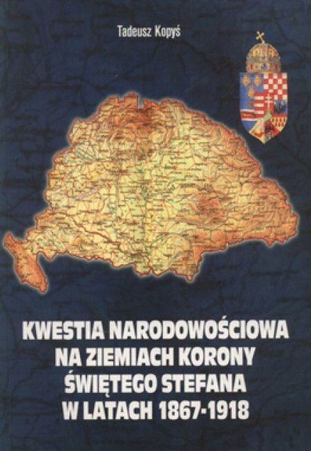 """Artykuł powstał między innymi w oparciu o książkę Tadeusza Kopysia """"Kwestia narodowościowa na ziemiach korony Świętego Stefana"""" wydanej przez wydawnictwo Promo."""