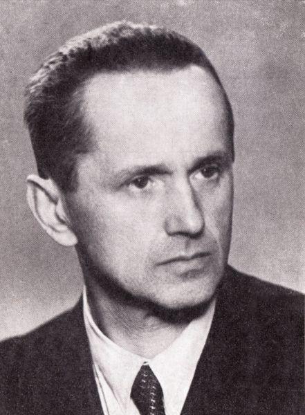 Kazimierz Moczarski doświadczył w ubeckiej katowni aż 49 rodzajów tortur (fot. domena publiczna).