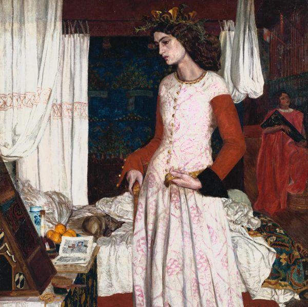 By zajść w ciążę, renesansowe damy były gotowe na wszystko...