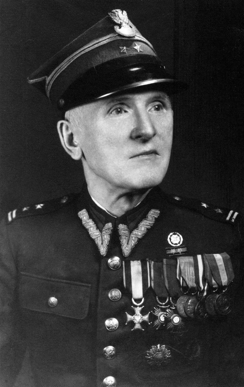 Podpułkownik Tadeusz Franciszek Semik