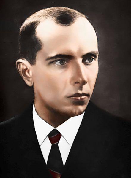 Dla Stepana Bandery życie milionów ofiar było niczym w porównaniu z wielką ideą, którą głosił (autor: Alexey Marenko, lic.: CC BY-SA 3.0).