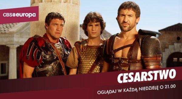 """O tym, jak przebiegał bunt rzymskich niewolników przekonasz się oglądając serial """"Cesarstwo"""", który stał się inspiracją dla tego artykuły. Możecie go zobaczyć w każdą niedzielę o 21:00 na kanale CBS Europa."""