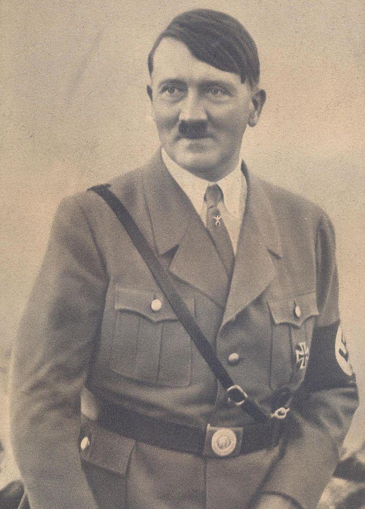 Jeszcze w 1936 roku bez problemu można było zatrzymać Hitlera (źródło: domena publiczna).