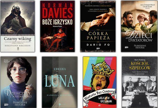 Najlepsze historyczne e-booki do 40% taniej.